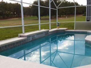 4 Bed 3 Bath Disney Pool Home With Fantastic Golf Course View. 332HCD, Orlando