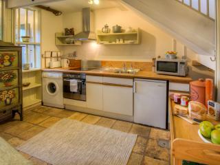 A cottage kitchen, Grooms Cottage, Scottish Borders