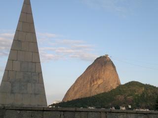 Sunny Room in front of Sugar Loaf - Rio de Janeiro