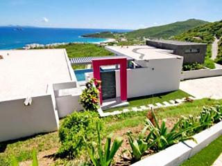 Luxury villa with best of views on St Barths from your bed, Sint Maarten