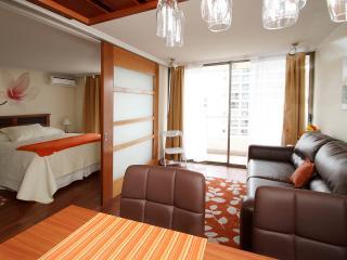 apartamento amoblado, Santiago