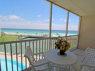Hol Surf & Racquet Club 409-Jan 6 to 10 $533! Balcony w/Gulf Views-Fun Pass