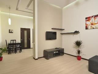 New VIP 2-room apartment with jacuzzi in Kiev, Kiew