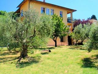 Casa con giradino, Monteverdi Marittimo