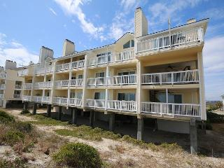 Wrightsville Dunes 3B-D _ Oceanfront condo with community pool, tennis, beach, Wrightsville Beach