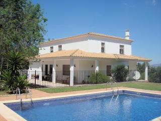 Casa La Sierrecilla, family villa in Andalucia, Antequera