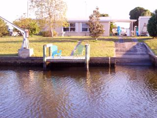Waterfront, Fish from dock, 2 man Kayak Incl., Port Charlotte
