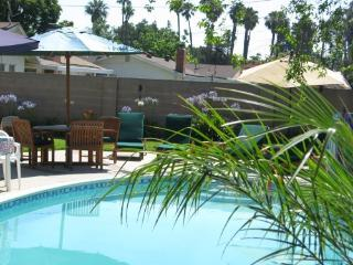 Anaheim with pool, spa and playroom walk to Disney