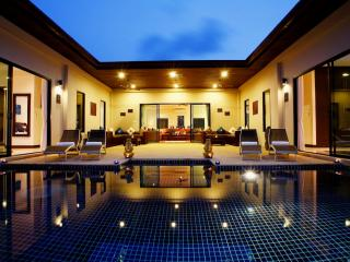 PEARL: 6 Bedroom, Private Pool Villa, near Beach, Nai Harn