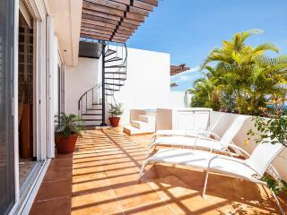 Bosque de los Aluxes Tropical - Private pool, rooftop terrace with ocean view!