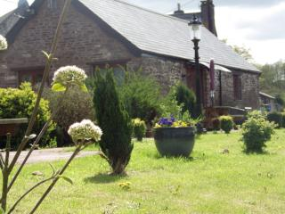 Rowan cottage at Pentre farm Usk country cottages