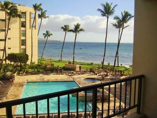 Sugar Beach Resort 1 Bedroom Ocean View 307, Kihei