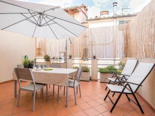 Terrace for confortable outside dinner