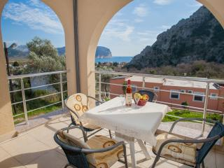 Apartments Jovićević - Comfort One Bedroom Apartment with Balcony and Sea View 1., Buljarica