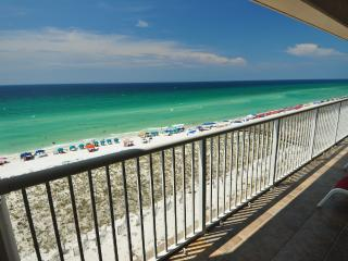 7th floor DIRECT GULF-FRONT 2BR/2BA ! Huge Balcony