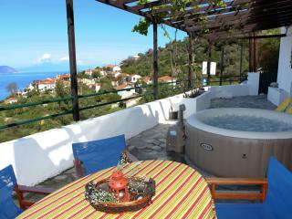 Sunset house, Skopelos