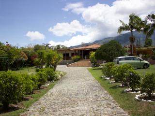 Villa con piscina, Calima
