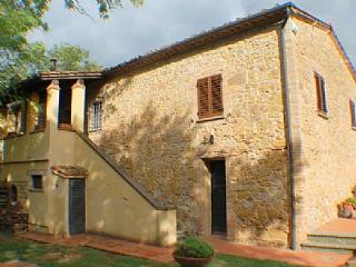 3 bedroom Villa in Montaione, Tuscany, Italy : ref 5229192