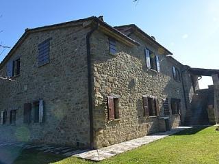 4 bedroom Villa in Monterchi, Tuscany, Italy : ref 5229323