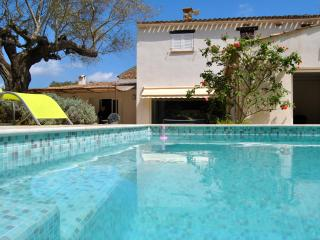 Charming Stone Villa with Pool & Billiard, Plan de la Tour