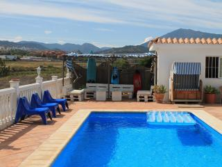Villa Margarita  Marbella with pool and garden