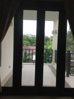 Bedroom 2 - Terrace Access.....