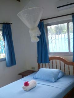 Oceanic bedroom ensuite