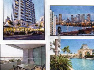 Grand Apartment Gold Coast two units by owner