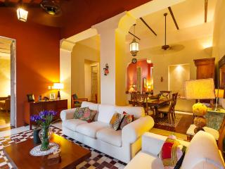 Elegant colonial home in the heart of Merida.