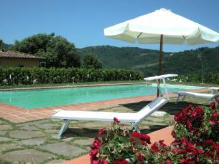 Villa Gialla, Massa e Cozzile