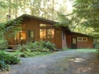 #23 Pet Friendly Cabin with Hot Tub + Sauna!, Glacier