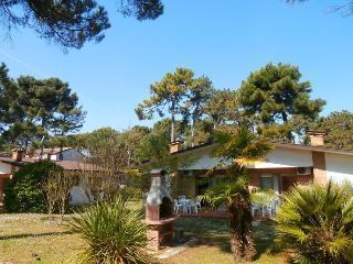 Villetta bifamiliare con giardino, Lignano Pineta