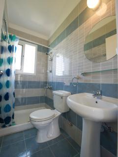 Lower family bathroom