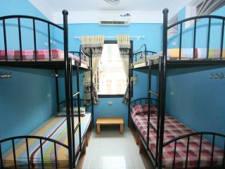 Hanoi Blues Hostel $5/night including Breakfast