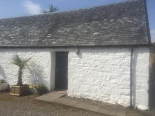 Blackwatch studio at Garrison Of Inversnaid B & B