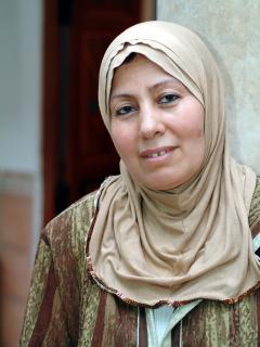 Khadija la cuisinière