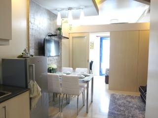 Larger and decorated condo, Manila