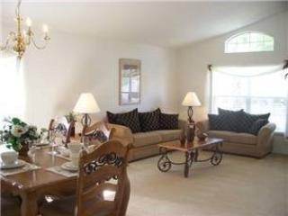 4 Bedroom Solana Resort Pool Home. 206SA, Orlando
