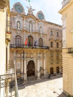 Vista Palazzo Cavarretta