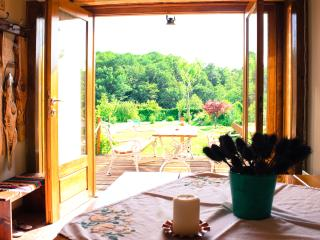 Apartment Wellness4you for 2 with a beautiful terrace, Lopatinec