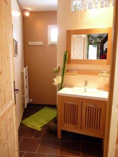 Salle de bain RDC 'Bambou'