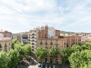 Penthouse with terrace- Sant Antoni Market