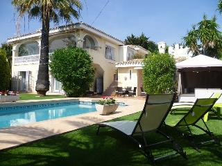 GREAT VILLA CLOSE TO BEACH – MARBELLA