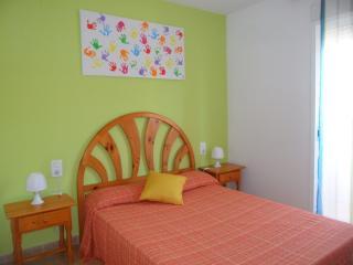 habitación matrimonio con balcon