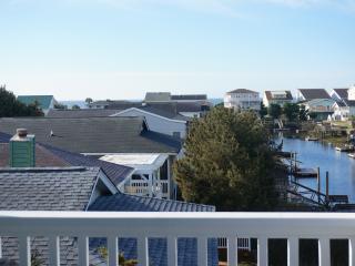 2nd Floor Deck view-   Ocean in background