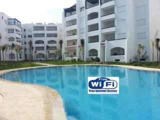 Asilah Marina Golf, Lovely Seaview Flat, Arcila