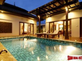 Stunning pool villa for holiday rental HOL1443, Chalong