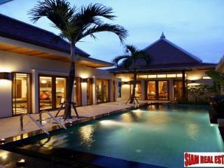 Stunning pool villa for holiday rental HOL1713, Chalong