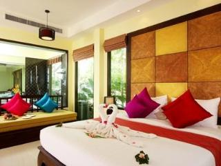 Family Beach Front Suites in Tranquil Khao Lak Resort HOL3553
