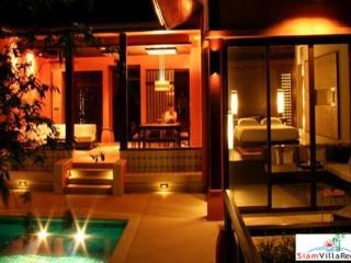 Stylish Two Bedroom Family Suite with Private Pool in Cape Panwa HOL4030